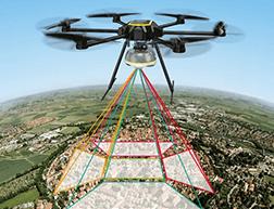 无人机倾斜摄影扫描建模